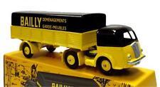 Dan-Toys Tracteur Panhard avec Semi-Remorque Bailly DAN 031