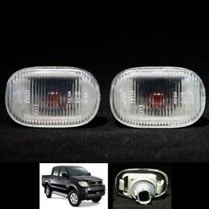 Toyota Sr Hilux Side Marker Lamp light Fender Light 03 05 06 07 - 15 Pickup 4X4