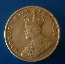 ✔✔8 ANNA 1920 British India Coin Rare ✔✔ George V King Emperor✔Check Description