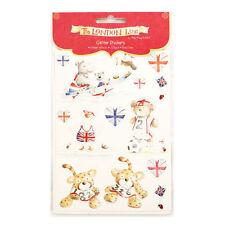 Helz Cuppleditch 'The London Line - Sport' Glitter Stickers *Free UK P+P*