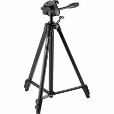 Velbon EF-51 Photo/Video Tripod 3-way Head & Quick Release