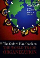 The Oxford Handbook on The World Trade Organization (Oxford Handbooks),