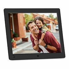 10 inch Digital Photo Frame Motion Sensor Photo HD Video Slideshow Clock Display