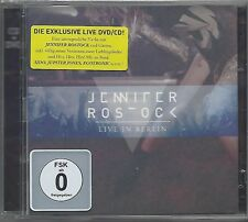 JENNIFER ROSTOCK / LIVE IN BERLIN * NEW CD+DVD * NEU *
