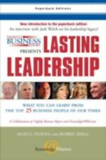 Nightly Business Report Presents Lasting Leadership: What You Can Learn from the
