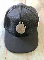 SF Giants Star Wars Day Millennium Falcon Snapback Hat - 2018 SGA, New with Tag