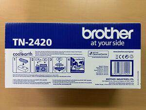Neu Brother TN2420 TN-2420 Toner schwarz A