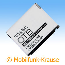 Batería para Samsung sgh-z240 Soul 800mah li-iones (ab653039ce)