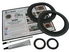 2001-2007 Toyota Sequoia JBL Complete Front Door Speaker Foam Repair Kit 4-Piece