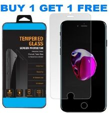 100% GENUINE TEMPERED GLASS SCREEN PROTECTOR FOR APPLE iPhone 5 5S 5C