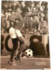 Eusebio + Fußball Nationalspieler Portugal + Fan Big Card Edition D1 +
