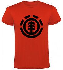 Camiseta Element skate deportes snow Hombre varias tallas y colores a023