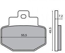 225100450 RMS pastiglie freno posteriore PIAGGIOVESPA GTS - GTV 250 ie 2008>