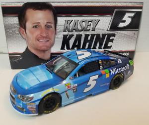 NASCAR 2017 KASEY KAHNE #5 MICROSOFT 1/24 DIECAST CAR