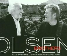 Olsen Brothers Walk right back (2001; 2 tracks) [Maxi-CD]