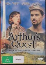 ARTHUR'S QUEST - ALEXANDRA PAUL - CATHERINE OXENBERG - DVD - NEW -
