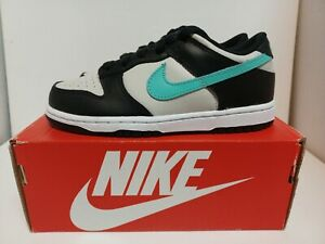 Nike Dunk Low (PS) Light Bone Tropical Twist Size 1Y CW1588-003
