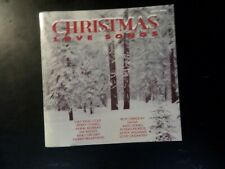 CD DOUBLE ALBUM - CHRISTMAS LOVE SONGS - ANNE MURRAY / DANA / FLYING PICKETS