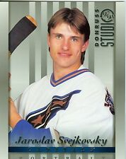 Jaroslav Svejkovsky 1997-98 Donruss Studio Portrait '97 Washington  #32 NM 8x10