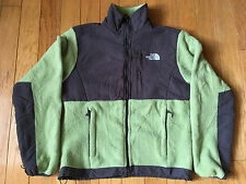 THE NORTH FACE GREEN DENALI FLEECE JACKET WOMEN'S SIZE MEDIUM