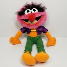 "Vintage 1991 Muppets Animal 12"" My First Muppet Jim Henson"