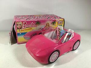 Barbie Glam Convertible Pink 2010 Mattel