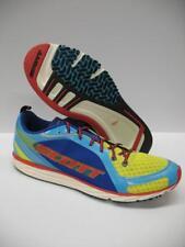 New Scott Race Rocker Running Racing Training Shoes Sneakers Yellow Blue Mens 13