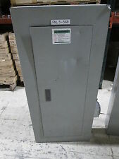 Siemens S1 Main Circuit Breaker Panel S1C42Bl100Cts 208Y/120V 3Ph 4W Used