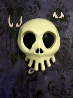Jack Skellington Haunted Mansion Holiday wreath skull Walt Disneyland Halloween