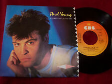 Paul Young-wherever I Lay My Hat/Broken Man NL CBS 45