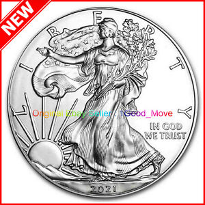 New 2021 United Statue Of Liberty Challenge Coin 1 Oz Fine Silver Collectibles✅✅