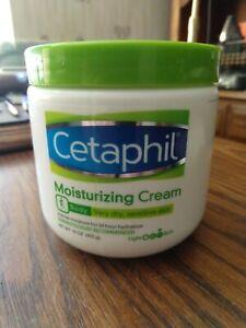 Cetaphil Moisturizing Cream For Dry, Sensitive Skin, Body, 16 Oz