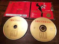 🔥Disco Inferno Gold Telex/Indeep/Amanda Lear/Patrick Juvet/Baccara 2x Cd
