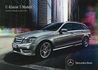 4093MB Mercedes C-Klasse T-Modell Preisliste 2011 10.1.11 C 180 CDI 350 Preise