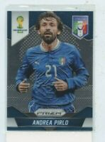 Andrea Pirlo 2014 Panini Prizm World Cup Soccer # 128 Italy
