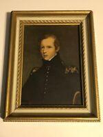 Major John Biddle Framed Print Thomas Sully Museum Modern Art Military 5x7 Frame