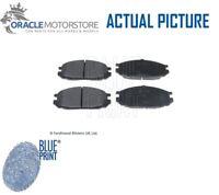 NEW BLUE PRINT REAR BRAKE PADS SET BRAKING PADS GENUINE OE QUALITY ADN14279