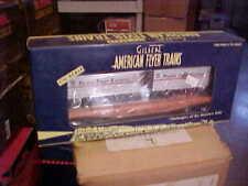 American Flyer,# 48533-Pfe Flatcar With Trailers