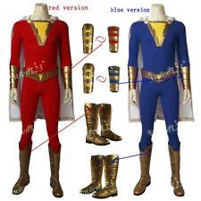 SUPEREROI BILLY FREDDY Freeman Costume Halloween Cosplay Comic Con Vestito Completo