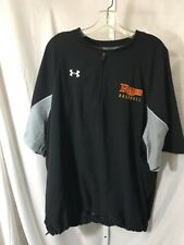 #390--  Under Armor Protect This House RAMS BASEBALL shirt, size 2XL