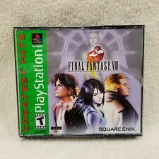 Final Fantasy VIII PlayStation 1 PS1 Greatest Hits Excellent Condition Nu Other