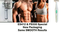 Cleancut ES412 Personal Shaver and PS335 Body Trimmer