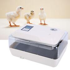 Vollautomatische 24 Eier Inkubator Brutkasten Brutapparat Brutmaschine GB 05