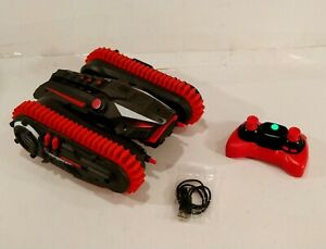 Air Hogs Robo Trax Tank Robot Transformation Robot with remote