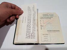 1977 Belgium Travel Document - Cut - Us - USA Visas - Kingdom of Belgium