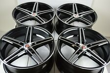 18 Wheels Rims Fusion Escape MKZ Element Milan Azera Sonata Eclipse K900 5x114.3