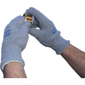 SKYTEC Houston Oilbloc Coated Nylon Oil Resistant Gloves - Grey