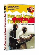 """DVD """"para cent ladrillos t'as plus rien"""" -Edward Molinaro NUEVO EN BLÍSTER"""