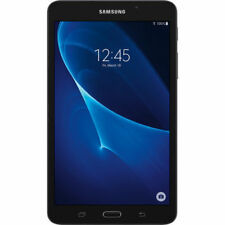 "BRAND NEW! Samsung Galaxy Tab A 7""; 8 GB Wifi Tablet (Black) SM-T280NZKAXAR"