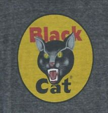 BNWT LUCKY BRAND BLACK CAT TSHIRT -ONLY ONE ON EBAY! JUST RELEASED!! MSRP $49.50